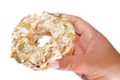 05 doughnut σειρές Στοκ Εικόνα