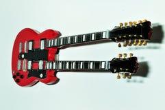 05 gitara Obraz Stock