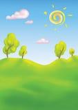 05 ilustracyjnych dzieci Zdjęcie Royalty Free