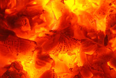 05 ogień Zdjęcia Stock