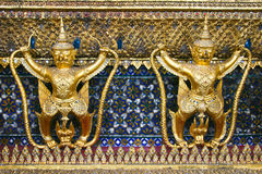 06个角度kaew phra寺庙泰国传统wat 库存图片