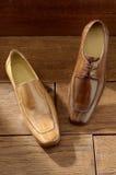 06双豪华鞋子 库存图片