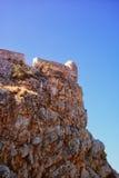 06堡垒rethymnon 库存图片