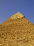06座吉萨棉金字塔 库存照片
