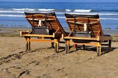 06热带的海滩 免版税库存照片