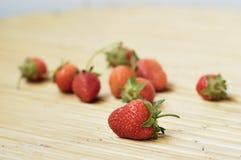 06草莓 免版税库存照片