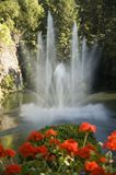 06 садов butchart Стоковые Изображения