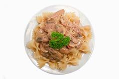 06 серий спагетти Стоковая Фотография