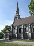 06 церковь copenhagen Стоковые Изображения