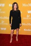 06 12 το 2012 απονέμουν τις γυναίκες Mary ML*Donnell lucy ξενοδοχείων λόφων ταινιών κρυστάλλου ασβεστίου της Beverly hilton Στοκ φωτογραφίες με δικαίωμα ελεύθερης χρήσης