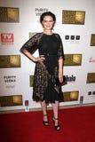 06 12 18 drugi roczna nagród Beverly ca wyborowa krytyków deschanel Emily wzgórzy hilton telewizja Obraz Royalty Free