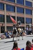 06/12/2010 festival Portland Oregon del desfile de Rose. Fotografía de archivo