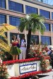 06/12/2010 festival Portland Oregon del desfile de Rose. Imagen de archivo