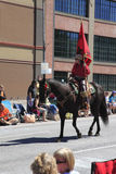 06/12/2010 nam paradefestival Portland Oregon toe. Stock Foto