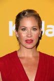 06 12 2012 applegate tilldelar beverly ca christina crystal kvinnor för den filmkullHilton Hotel lucyen Royaltyfri Foto