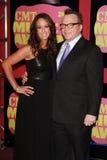 06 12 2012 aren Arnold nagradzają muzycznego Nashville Bridgestone cmt tn Tom Obraz Stock