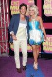 06 12 2012 aren nagradzają Nashville magnoliową muzyczną stal Bridgestone cmt tn Zdjęcie Royalty Free