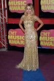 06 12 2012 areny nagród dzwonkowych Bridgestone cmt kristen muzycznego Nashville tn Obraz Stock