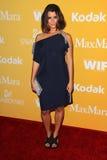 06 12 2012 nagród Beverly ca cote kryształu de ekranowego wzgórzy hilton hotelowych lucy Pablo kobiet Obraz Royalty Free
