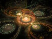 06 3d art fractal grand julian optical Ελεύθερη απεικόνιση δικαιώματος