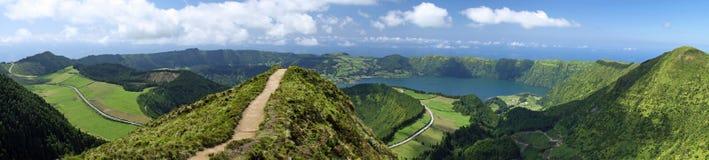 06 Azores punkt widzenia Obrazy Stock