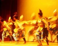 06 ceylon dansare Arkivfoton
