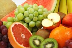 06 frukter Fotografering för Bildbyråer