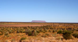 06 outback Royaltyfri Fotografi