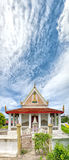 06 phetchaburi świątynia Zdjęcie Royalty Free