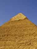 06 pyramides de giza Photos stock