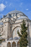 06 suleiman的清真寺 免版税库存照片