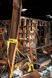 06 zniszczenia ognia Obrazy Stock