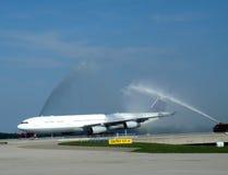 060 lotnisko Obrazy Stock