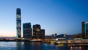 066 Hong Kong Arkivbild
