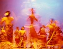 07个锡兰舞蹈演员 免版税库存照片