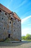 07座城堡glimmingehus 免版税库存图片