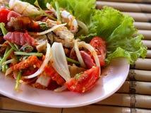 07泰国的食物 库存图片