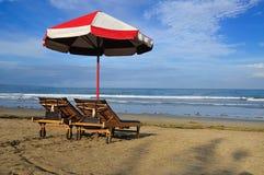 07热带的海滩 库存图片