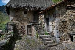 07阿斯图里亚斯西班牙veigas 库存照片
