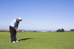 07高尔夫球 免版税库存图片
