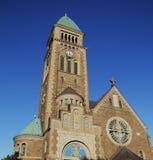 07 церковь gothenburg Стоковое фото RF