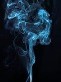 07 abstrakcjonistyczny serii dym Fotografia Royalty Free