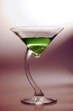 07 appletini martini Στοκ Φωτογραφία