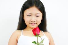 07 asiatiska barnbarn Royaltyfri Fotografi