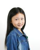 07 asiatiska barnbarn Arkivbild