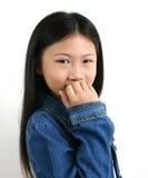 07 asiatiska barnbarn Royaltyfri Foto