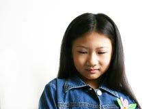 07 asiatiska barnbarn Arkivfoto