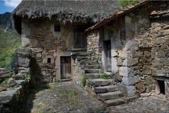 07 asturias spain veigas Arkivfoto