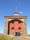 07 forteresse Gothenburg Photos libres de droits