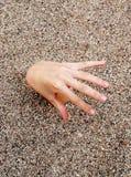 07 ręka Fotografia Royalty Free